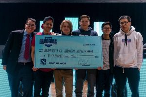 Dota 2: Collegiate StarLeague is a Niche Opportunity