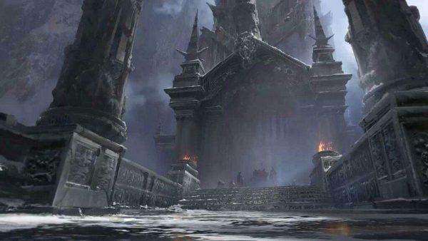 League of Legends ARAM artwork