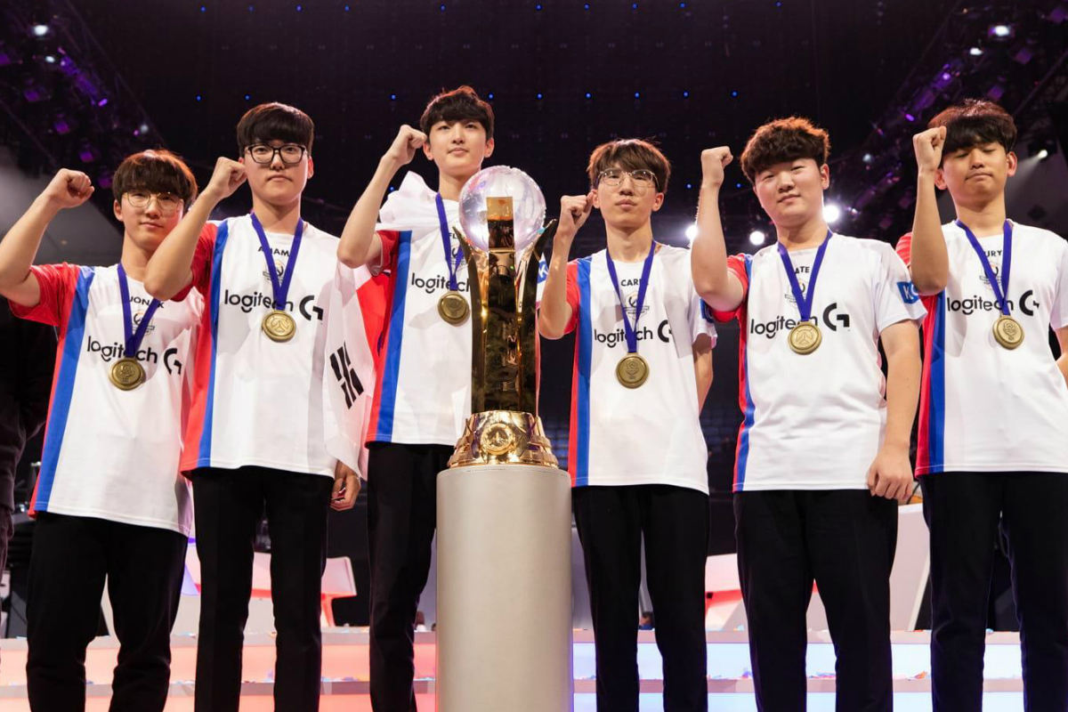 South Korea will look to four-peat during the 2019 Overwatch World Cup. (Image via Robert Paul for Blizzard Entertainment)