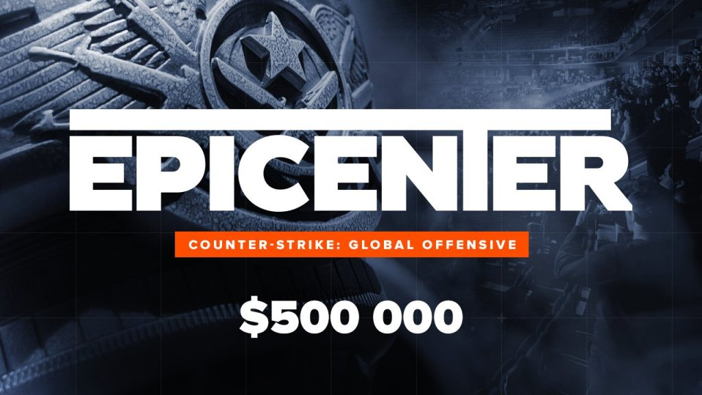 Na'Vi, Evil Geniuses, AVANGAR and Team Vitality have been invited to EPICENTER 2019 (Image via EPICENTER/Twitter)