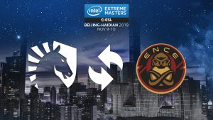 In a Twitter video, EliGE spoke about how Team Liquid were exhausted and would not be traveling to IEM Beijing (Image via IEM/Twitter)