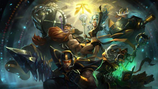 League of Legends Fnatic win season 1