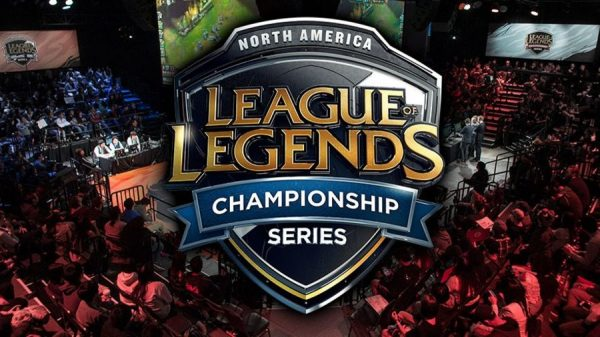 League of Legends NA LCS logo
