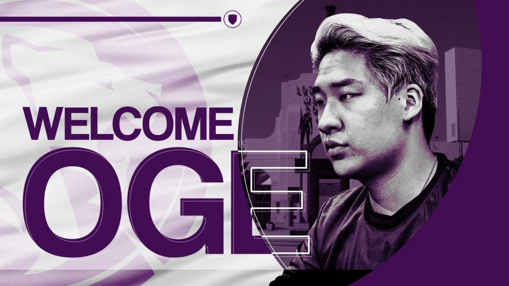 OGE and SPACE could form one of the best tank lines in the Overwatch League for the Gladiators (Images via LA Gladiators/Twitter)