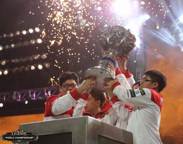 League of Legends Taipei Assassins win Season 2