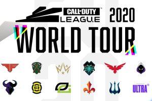 Call of Duty League Announces 2020 Season Schedule