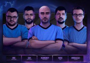 Former TL Stack Announces New Team: Nigma Esports