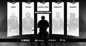 Team Secret Acquires m1x Roster, Rejoins CS:GO