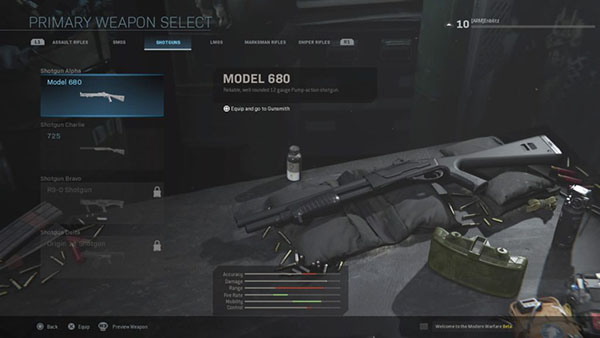 Call Of Duty Modern Warfare Weapon Tier List Hotspawn Com