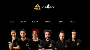 GODSENT returns to CS:GO following a 16-month absence (Image via GODSENT)