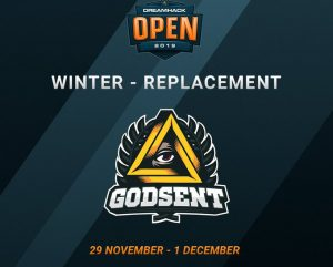 GODSENT won their returning event at WePlay! Forge of Champions (Image via Dreamhack)