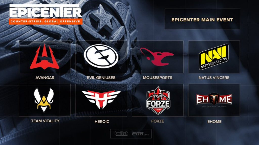 EPICENTER 2019 will take place at the Crocus Expo Hall in Moscow, Russia from December 17-22 with a lofty $500,000 prize pot (Image via EPICENTER)