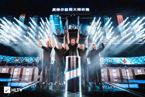 Astralis won IEM Beijing without dropping a single map (Photo via HLTV)