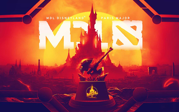 The MDL Disneyland Paris Major was one of the most highly anticipated of the second DPC season (Image via MDL)