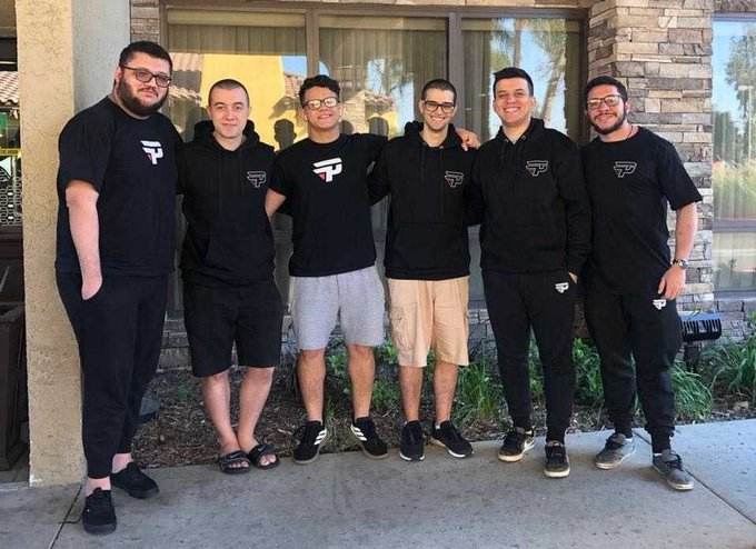 Players from paiN Gaming took to social media to announce the team's disbandment (Photo via Beyond the Summit)