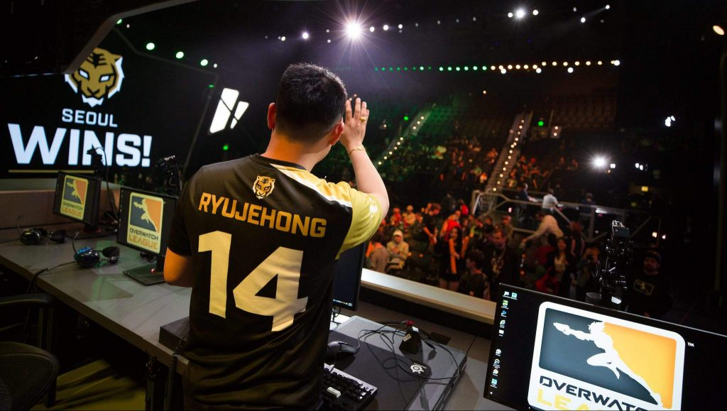 Ryujehong remains one of the biggest names to have not officially signed for 2020 (Photo via Robert Paul/Blizzard Entertainment)