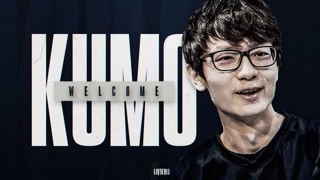 With the pickup of Kumo, Evil Geniuses have four out of five starters confirmed for the Spring 2020 split (Image via Evil Geniuses/Twitter)
