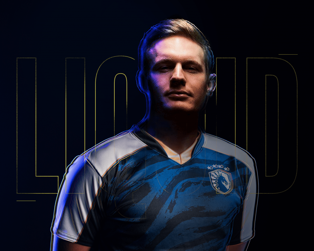 Broxah will be playing on an org other than Fnatic for the first time since 2016 (Photo via Broxah/Twitter)