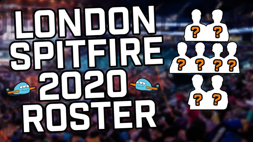 The London Spitfire are basically starting from scratch in the 2020 season (Image via London Spitfire)