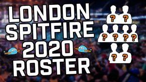 London Spitfire Announces 2020 Roster