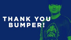 Bumper Leaves Vancouver Titans, Joins Free Agency