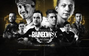 Which of the eight teams traveling to Japan will win the Rainbow Six Season 10 Finals? (Image via R6Esports)