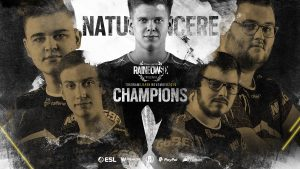 Na'Vi Crowned R6 Season 10 Pro League Champions