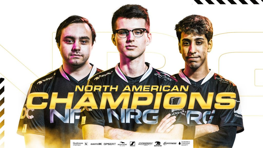 NRG Esports have won the North American RLCS Season 8, extending their streak of dominance over the region to a third consecutive year.