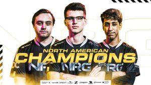 NRG Esports Win NA RLCS For Third Consecutive Year