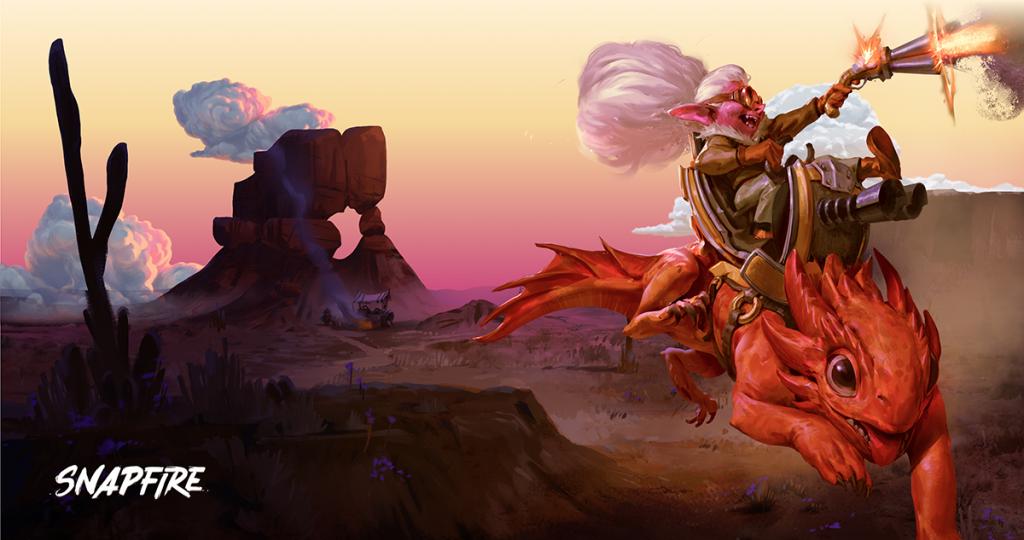Snapfire: First Impressions on Dota's New Hero