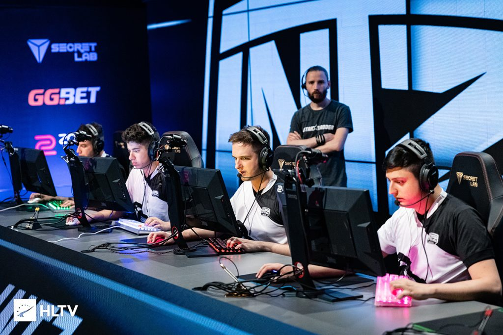According to team captain yel, INTZ plans to allow their current CS:GO roster to leave once their contracts are finished (Photo via HLTV)
