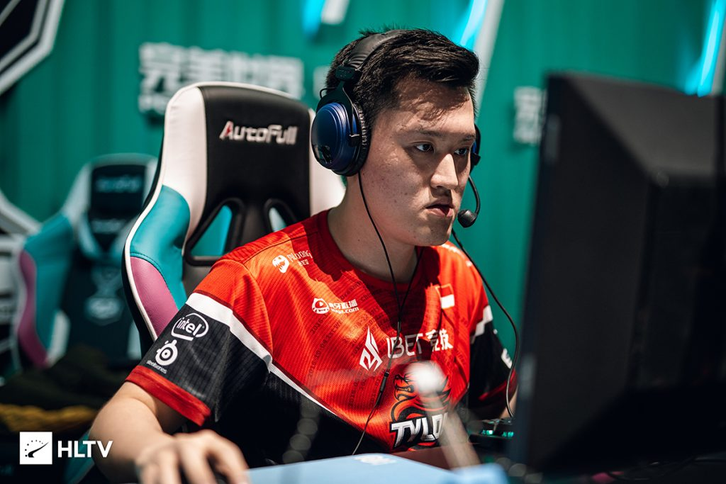BnTeT has spent nearly three years with Tyloo before signing with Gen.G (Photo via HLTV)