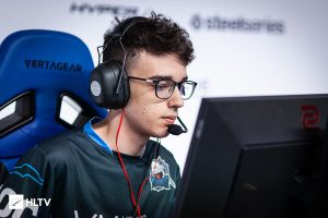 Meyern had risen alongside the proliferation of Sharks and Isurus Gaming (Photo via HLTV)