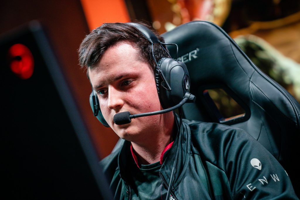 Soaz, who will be joining his third team in as many years, has been signed to Immortals (Image via Riot Games)