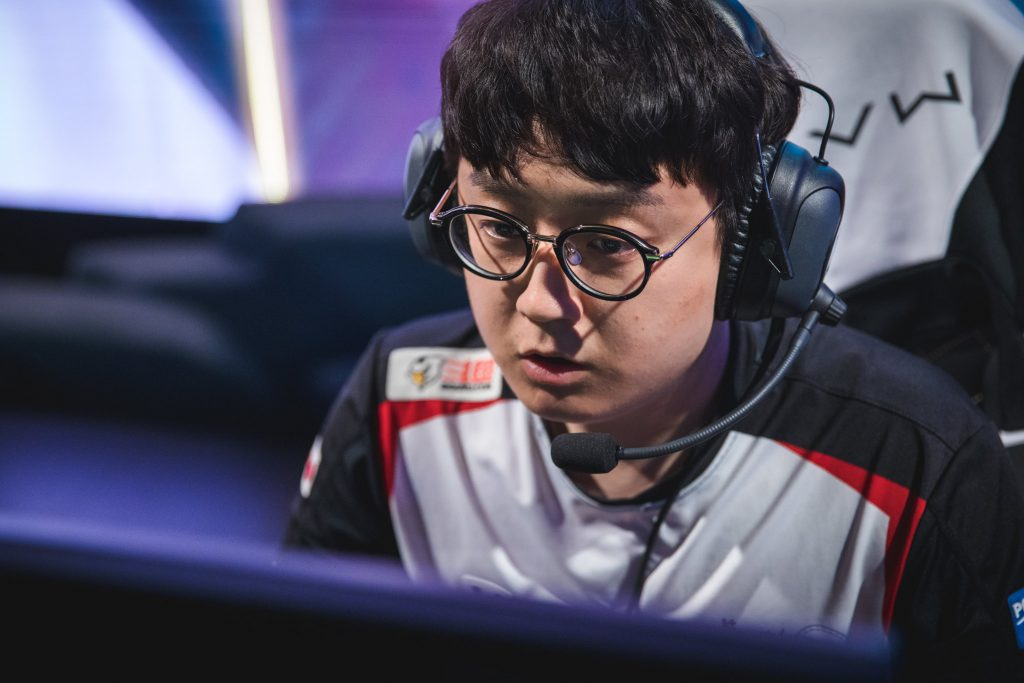 After seven years of professional play, Mata retires as one of the most accomplished players in LoL history (Photo via Riot Games)