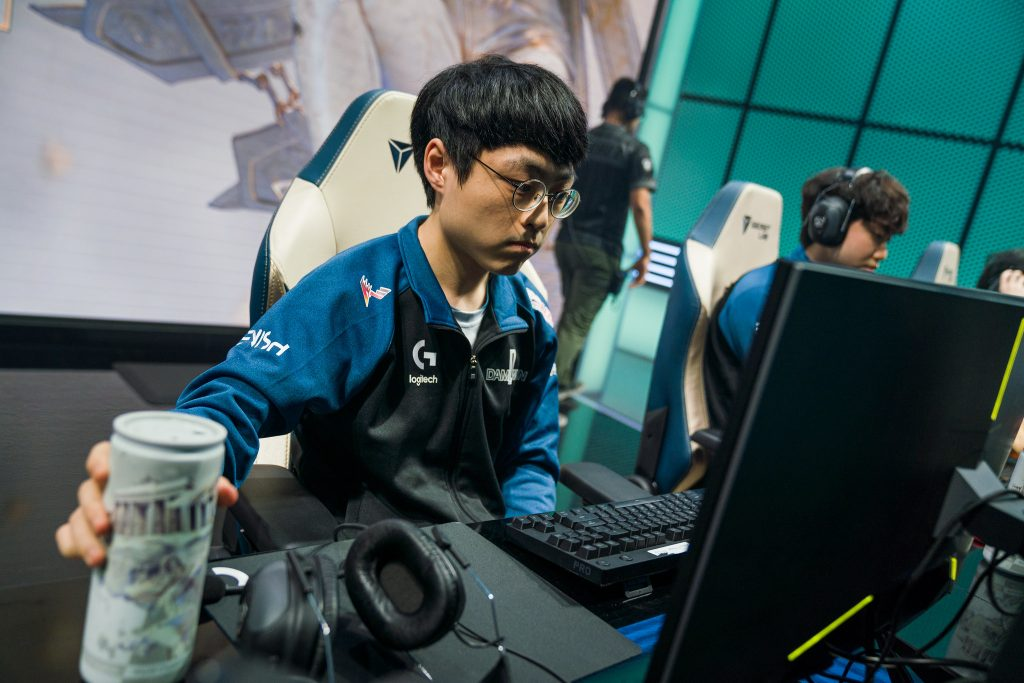 DAMWON Gaming is banking on roster consistency for the KeSPA Cup and beyond (Photo vis Riot Games)