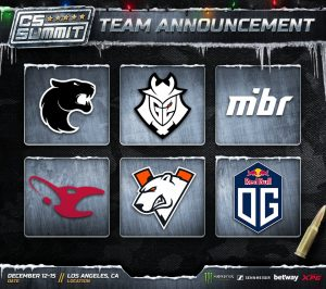 OG has a real chance of winning their first ever CSGO event, the cs_summit 5 (Image via Beyond the Summit)