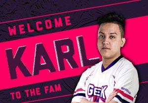 Geek Fam Reveal New Mid Karl Ahead of Bukovel Minor