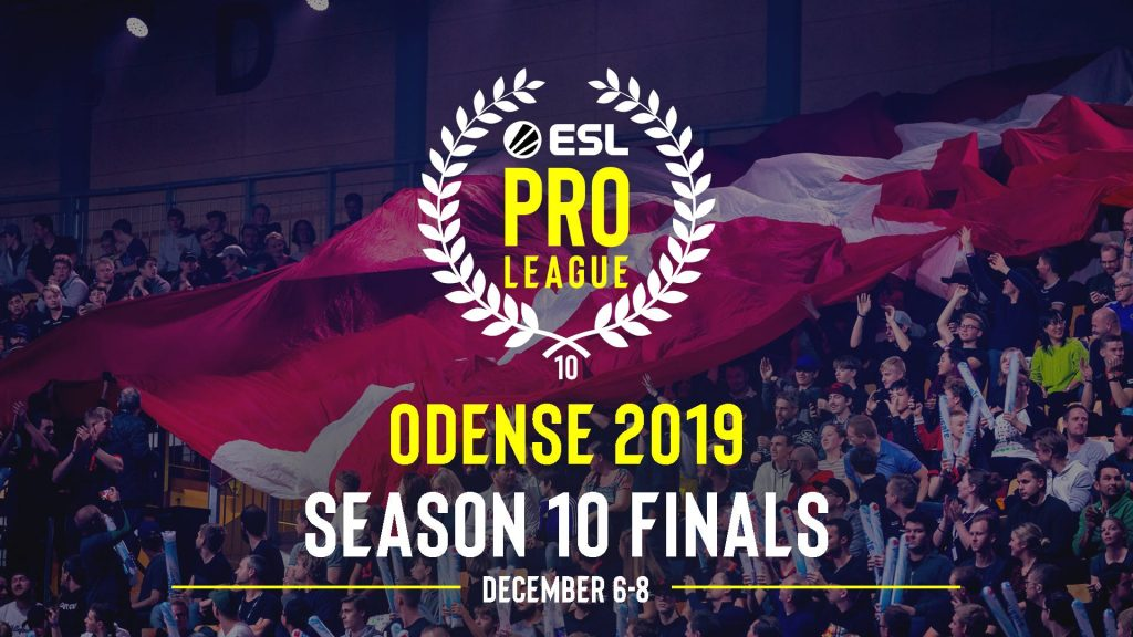 Winners of the ESL Pro League Finals will be guaranteed an invite to IEM Katowice 2020 (Image via ESL)