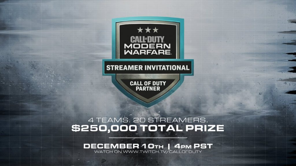 Each competitor in the Streamer Invitational was hand-picked by Activision (Image via Activision)