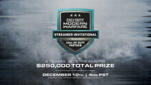 Activision Announces Modern Warfare Streamer Invitational