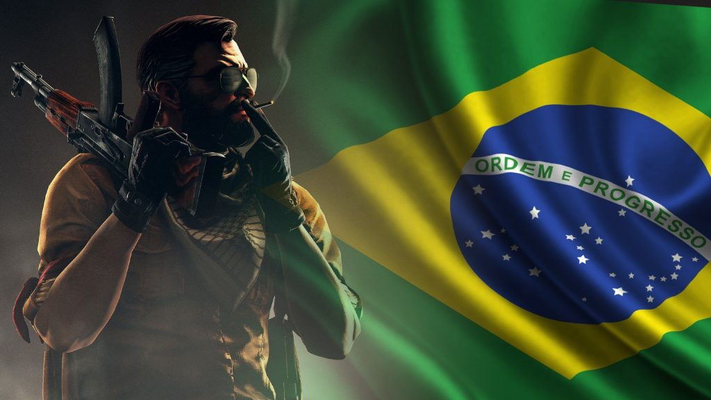 ESL One Rio will only see its playoffs inside the Jeunesse Arena in Brazil (Image via Fireballesports)