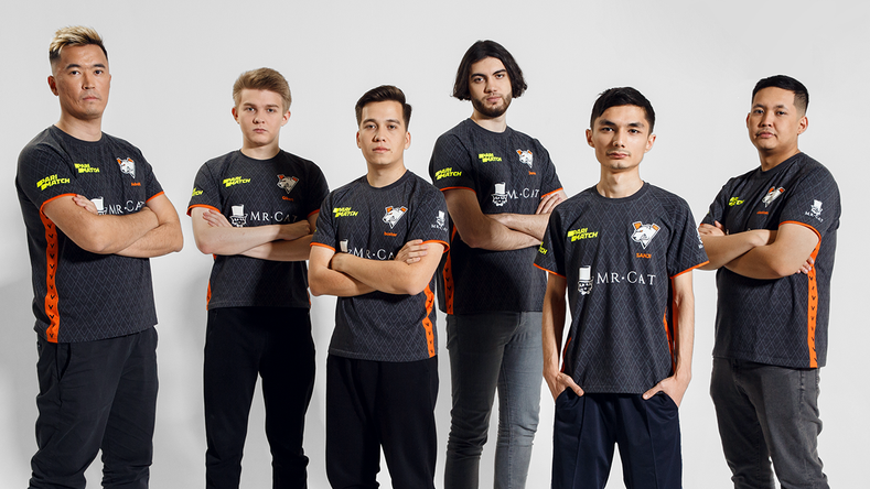Virtus.pro is one of many major esports organizations to acquire new CS:GO rosters in the finals months of 2019 (Image via Virtus.pro)