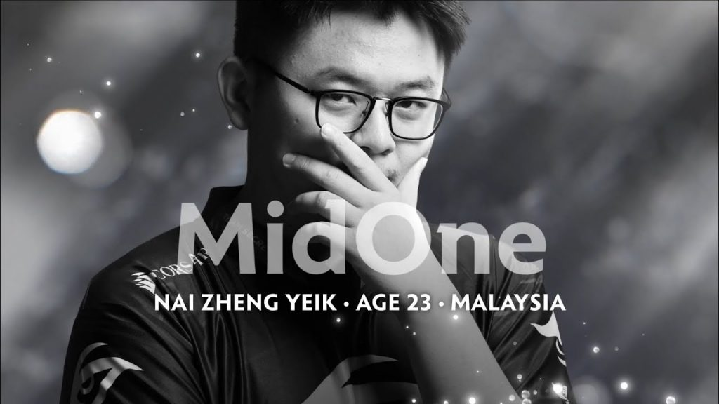 After four years with the organization, MidOne has officially parted ways with Team Secret (Image via Team Secret)