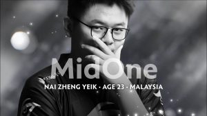 MidOne Officially Parts Ways with Team Secret