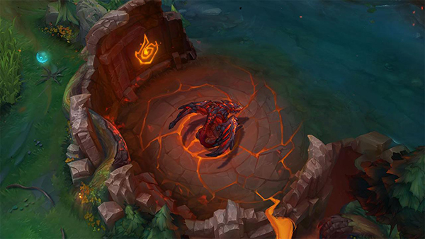 The additional of elemental dragons is a massive game-changer in patch 9.23 (Image via Riot Games)