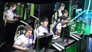 Gladiators Legion Withdraw from Contenders
