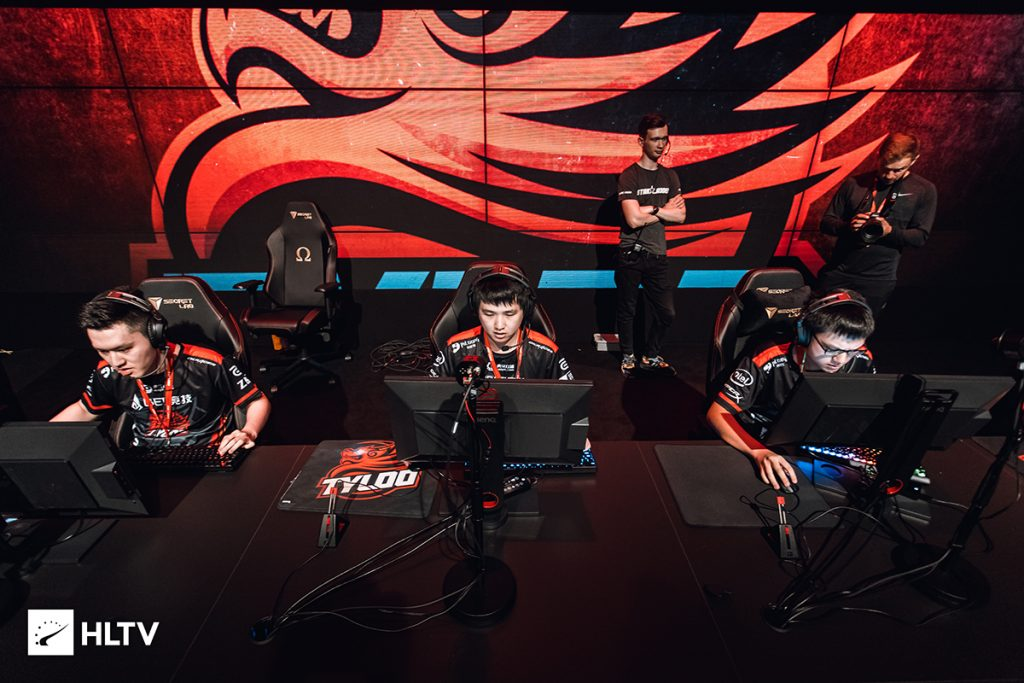 The ESEA MDL Global Challenge and will now be offering ESL Pro League qualifications slots to teams from Asia and Australia (Photo via HLTV)