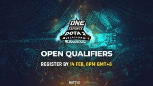 Battlefy to Host SEA Qualifiers for ONE Esports Jakarta Invitational