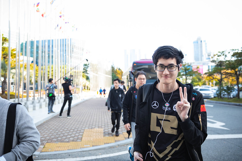 Is a move to Top Esports exactly what Karsa needs to take a leap forward? (Photo via Riot Games)